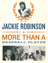 Jackie Robinson: More than a Baseball Player cover