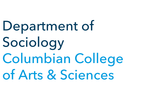 Department of Sociology, Columbian College of Arts and Sciences